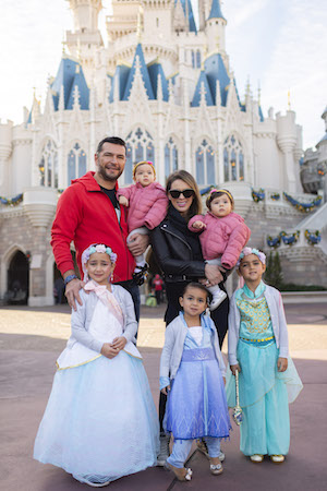#DisneyFamilia: Viajando with Kids of Different Ages to Walt Disney World Resort!