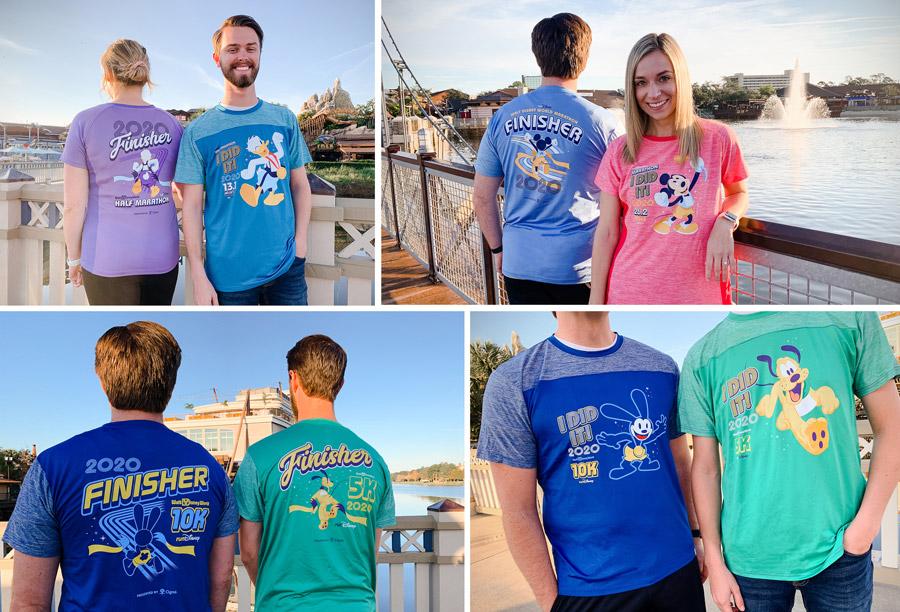 OH BOY! Get a First Look at 2020 Walt Disney World Marathon Weekend Merchandise!