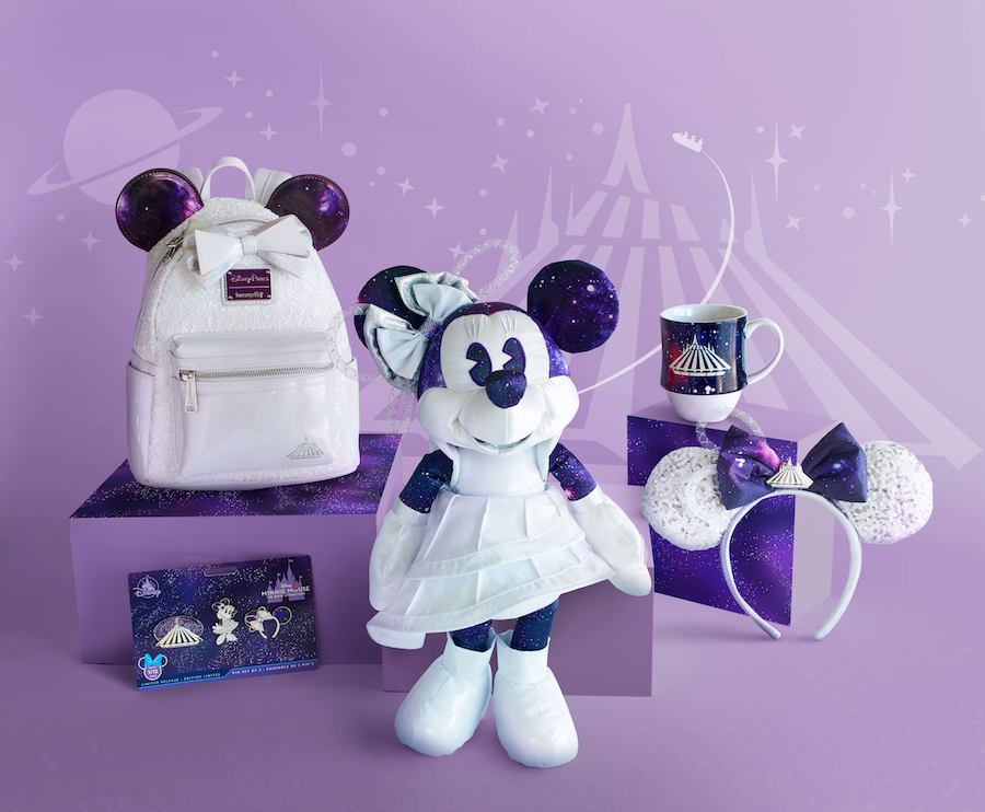 New Monthly Collectible Series- Minnie Mouse: The Main Attraction, Coming to Disney Parks, Disney Store and Online at shopDisney.com