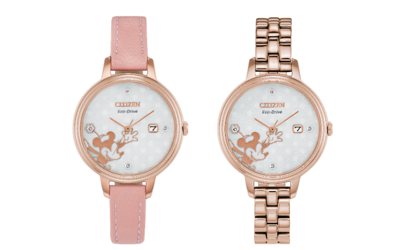 Minnie Mouse watches by Citizen