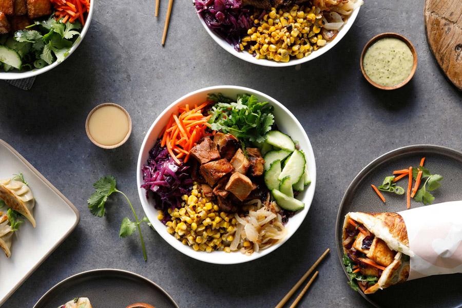 Asian Street Eats Now Open in Downtown Disney District at Disneyland Resort