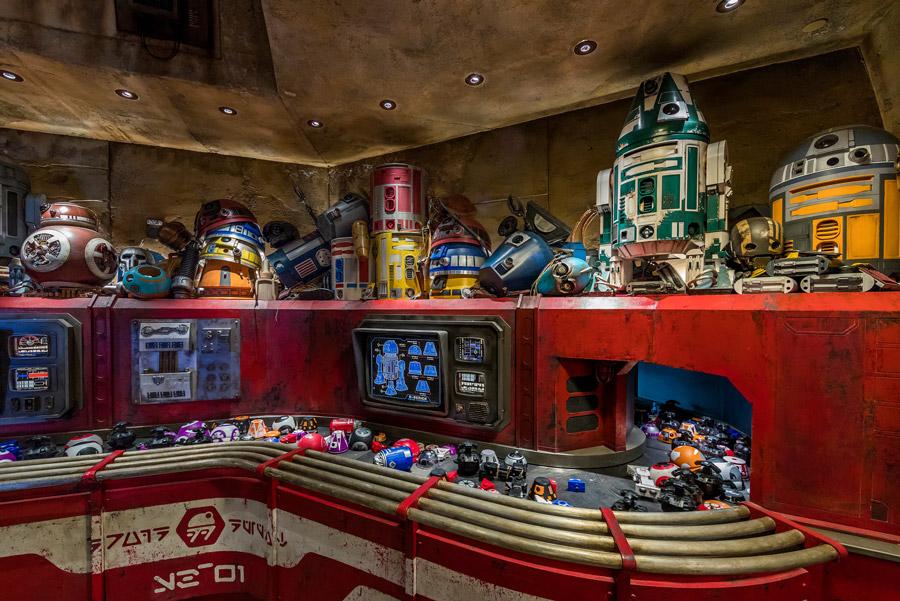 Living Your Star Wars Adventures at Disneyland Resort