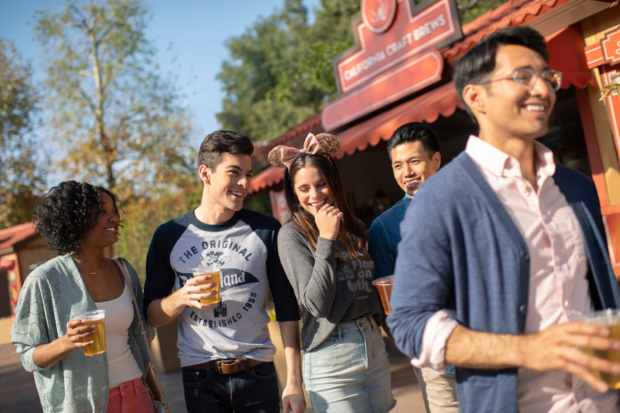 Explore your Palate at Disney California Adventure Food & Wine Festival with Sips, Savories and Signature Events