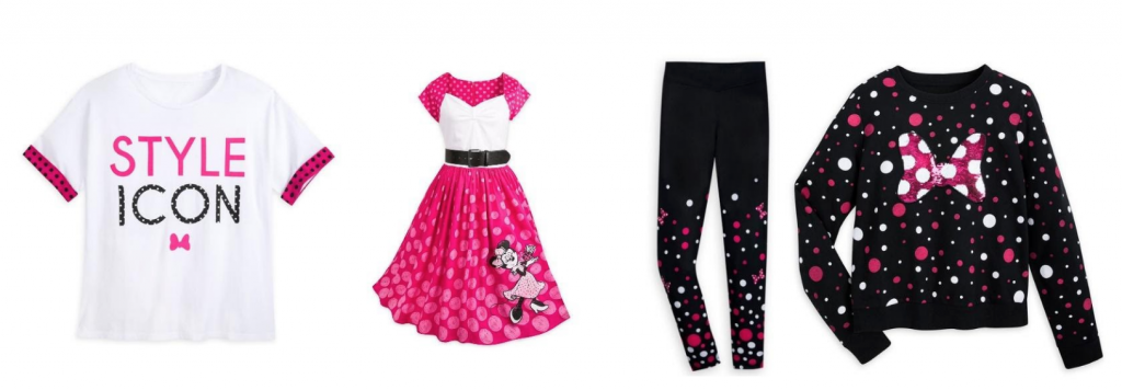 Celebrate National Polka Dot Day in True Minnie Mouse Style!