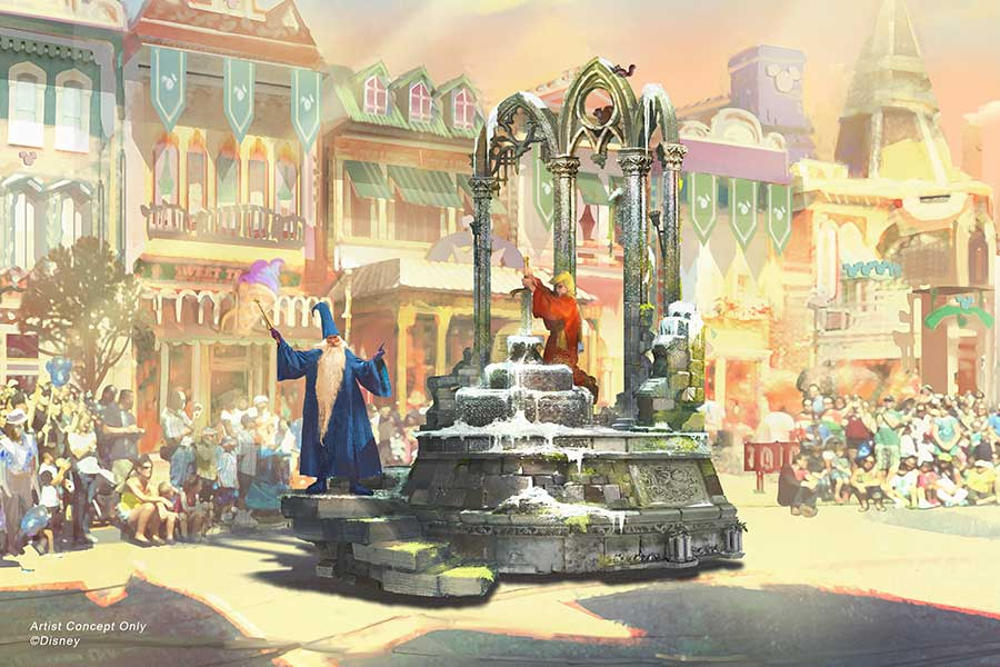 Sneak Peek of the Awe-Inspiring 'Magic Happens' Parade, Debuting Feb. 28 at Disneyland Park
