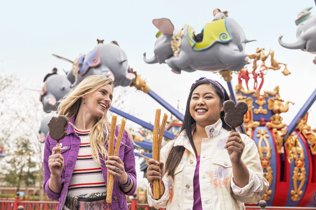 A Whole New World for College Students at Walt Disney World Resort