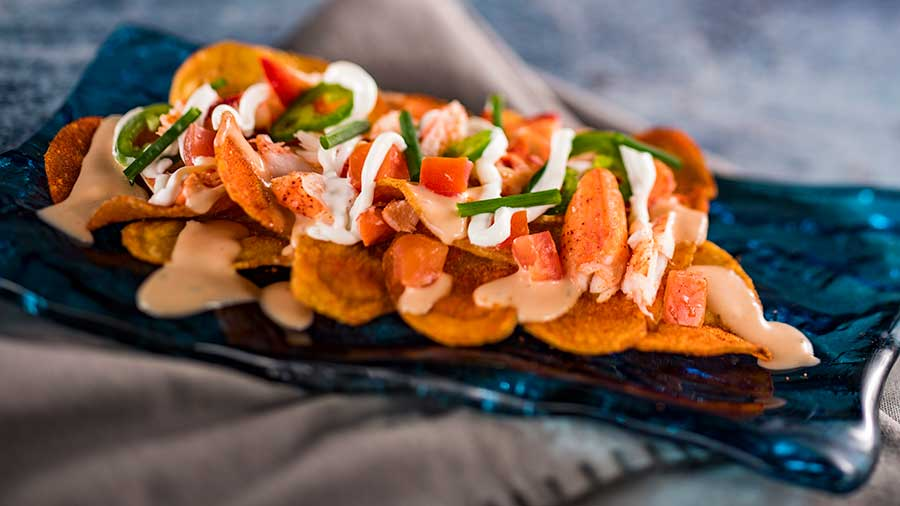 Lobster Chips from Refreshment Port for the 2020 Epcot International Festival of the Arts