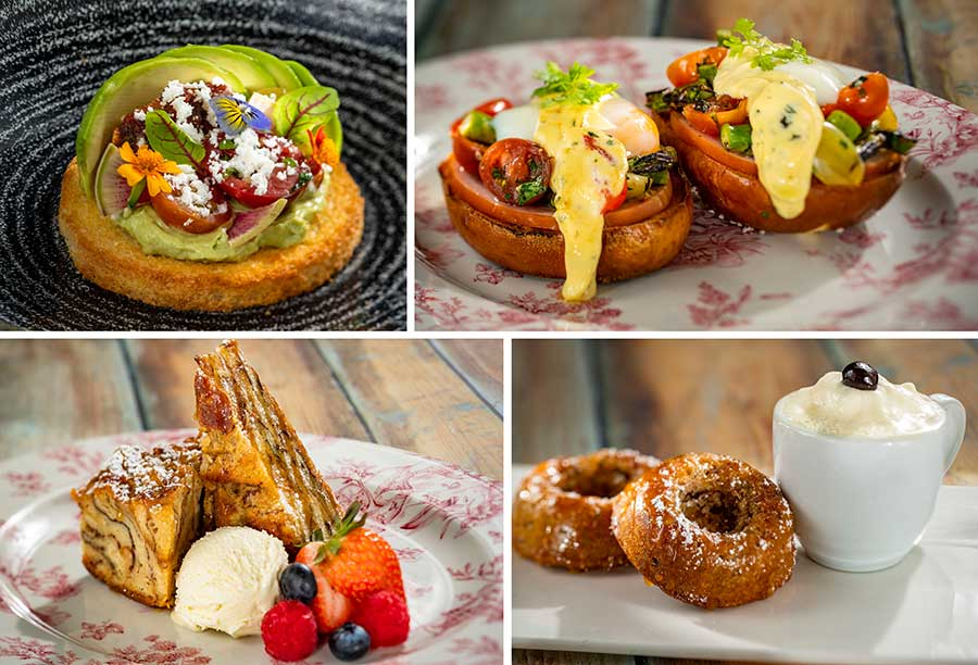 Brunch Offerings from Le Cellier Steakhouse for the 2020 Epcot International Festival of the Arts