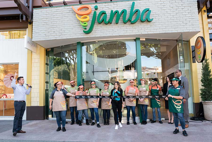 Jamba Re-Opens in the Downtown Disney District at Disneyland Resort