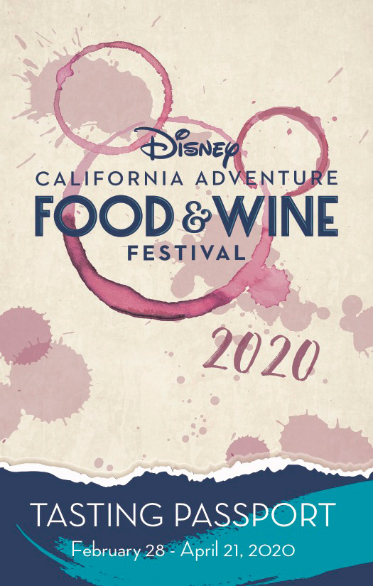 Foodie Guide to Disney California Adventure Food & Wine Festival 2020