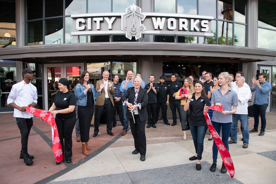City Works Eatery & Pour House Now Open at Disney Springs
