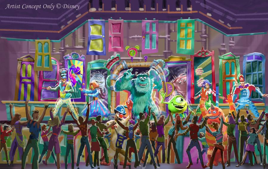 Celebrate Friendship and Beyond at Disneyland After Dark: Pixar Nite on Mar. 5