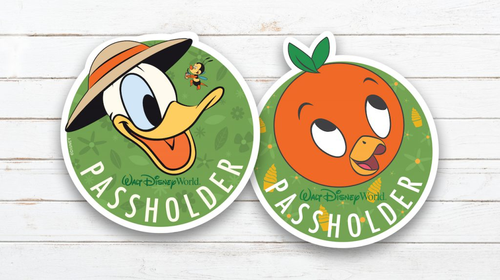 Exclusives Planned for Annual Passholders at This Year's Epcot International Flower & Garden Festival