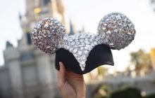 Disney Parks Designer Collection Mickey Mouse Ear Hat by The Blonds