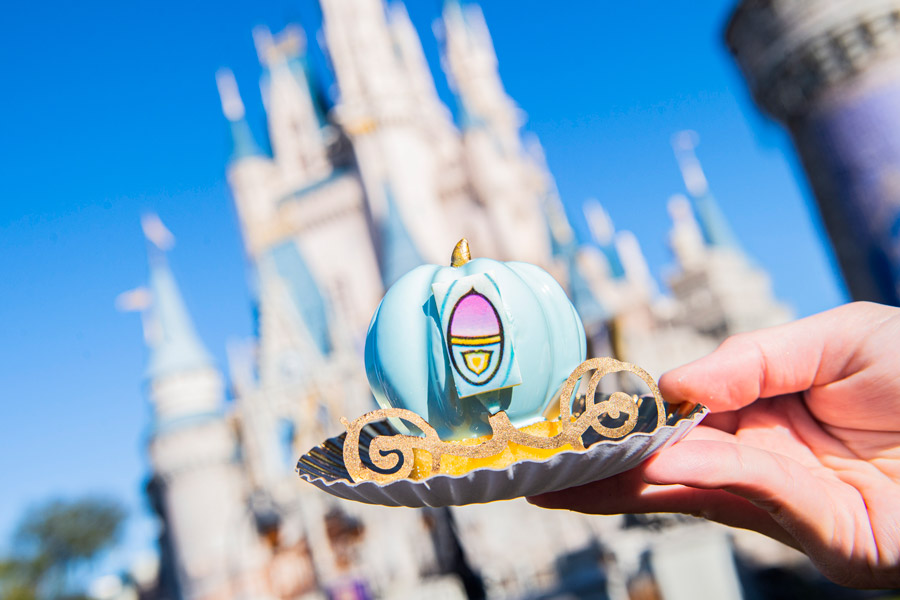 Foodie Guide to Cinderella-Themed Treats at Disney Parks