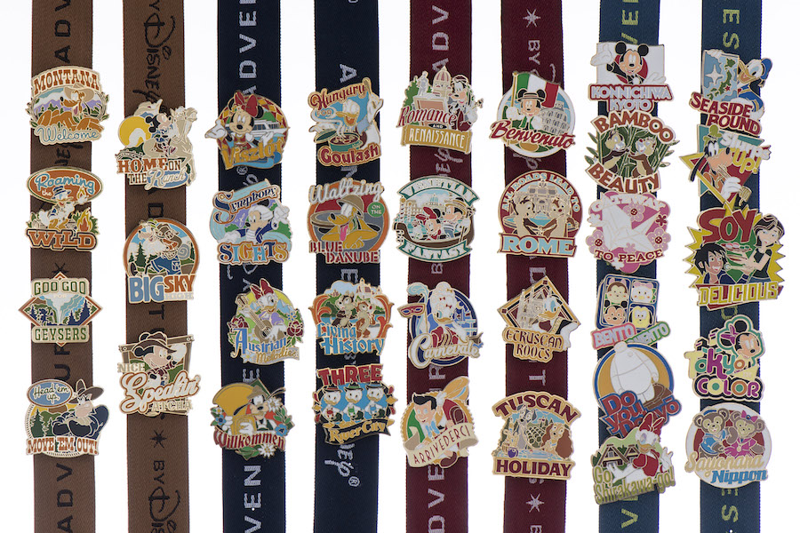 You Won't Want to Trade These Adventures by Disney Pins