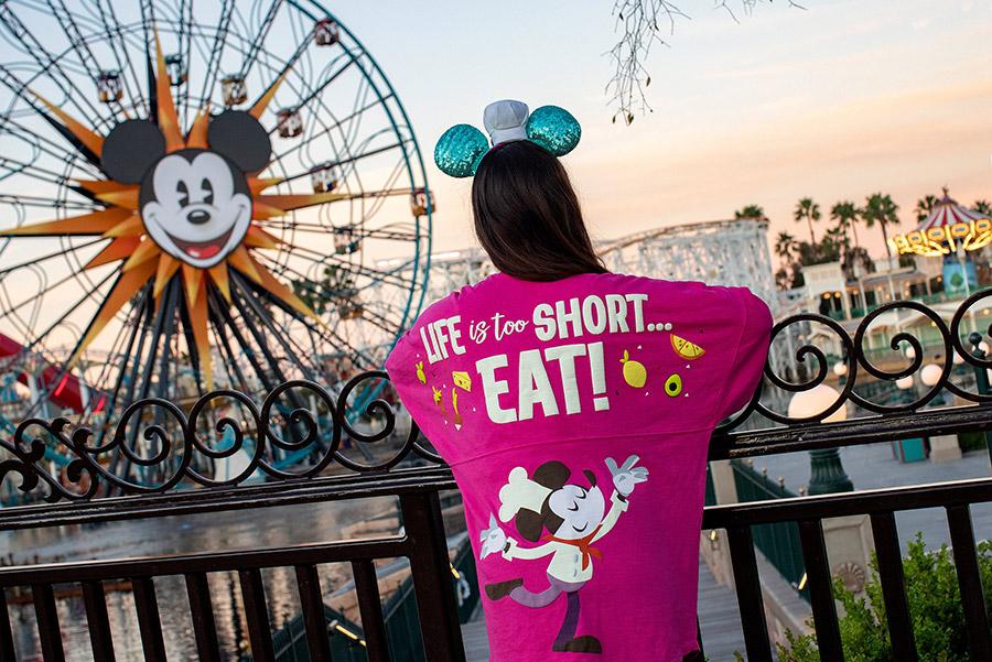 2020 Disney California Adventure Food & Wine Festival: The Merchandise Menu