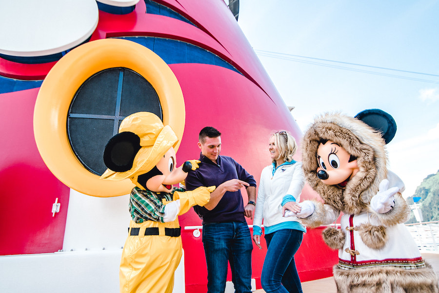 Epic Disney Cruise Line Proposal in Season 2 of 'Disney's Fairy Tale Weddings'