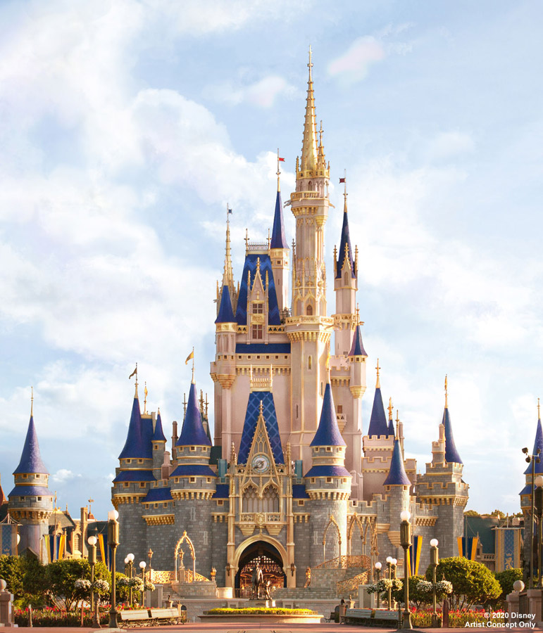 Disney Parks Blog Weekly Recap – Cinderella Castle at Walt Disney World Resort Getting Royal Makeover, Foodie Guide to Disney California Adventure Food & Wine Festival 2020 and More…