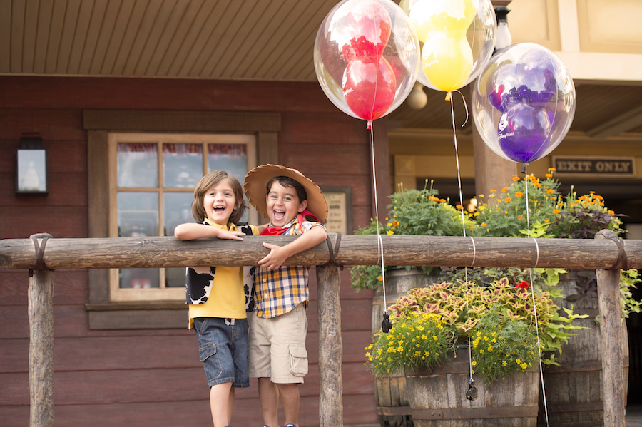 Enter for a Chance to Win an Unforgettable Vacation to Walt Disney World Resort with Your Little Ones!