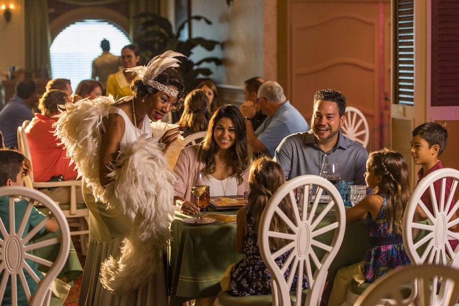 Enjoy the Flavors of New Orleans Aboard the Disney Wonder