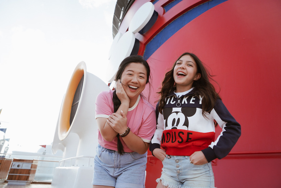 Freeform and Radio Disney Set Sail with Disney Cruise Line for Marvel Day at Sea