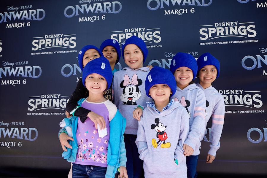 Disney Parks Blog Fans Get an Advance Look at Disney and Pixar's 'Onward'
