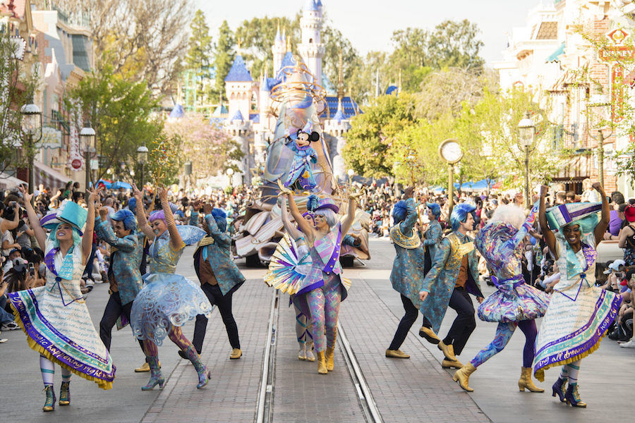 Stars Of 'ZOMBIES 2' Get Together At Disneyland Resort To Celebrate Movie Launch
