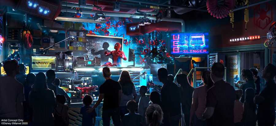 Avengers Campus Set to Open July 18, 2020 at Disneyland Resort