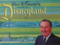 Walt Disney's Guide To Disneyland 1964 Souvenir Guide Book